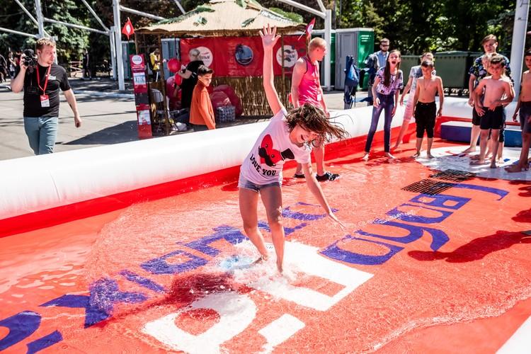 В этом году региональные финалы KFC BATTLE FEST принимают новые города Фото: пресс-служба KFC BATTLE