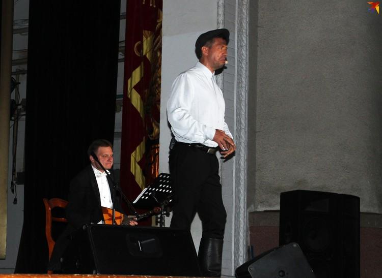 Актер рассказал о детстве и юности Шукшина в родном Алтайском крае