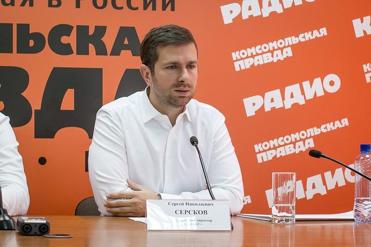 Сергей Серсков, коммерческий директор СК «НИКС»