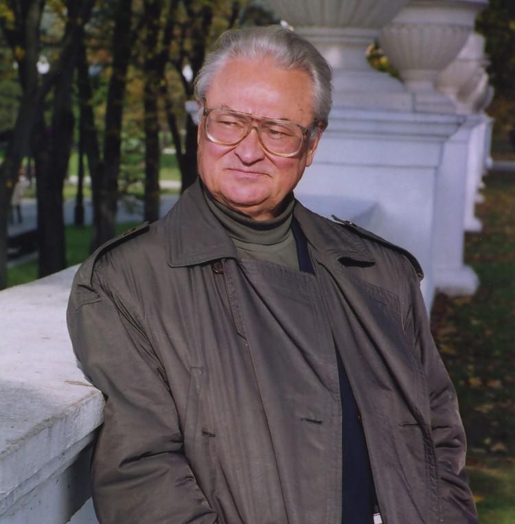 Одна из последних фотосессий Буравкина. Фото: Сергей Шапран