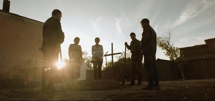 Россия наконец сняла свой первый фильм о войне Донбасса