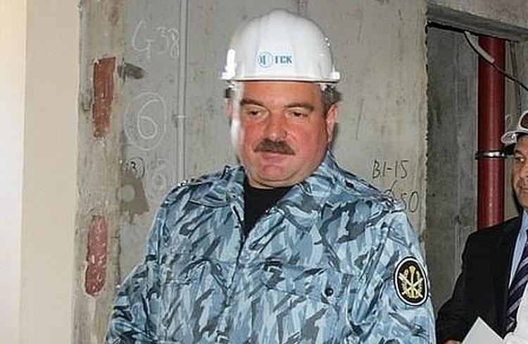 Мойсеенко был замруководителя регионального ФСИН