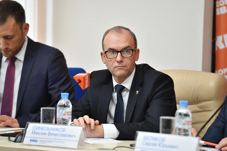 Максим Синельников, заместитель руководителя Национальной Мясной Ассоциации.