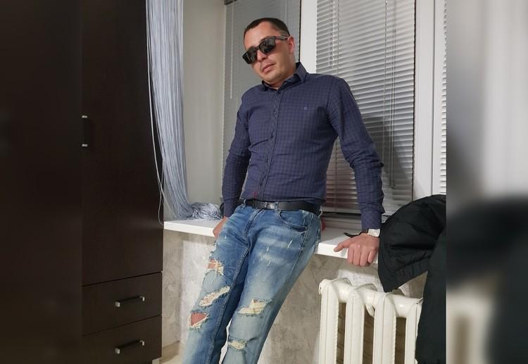 Задержали мужчину в родном Тольятти