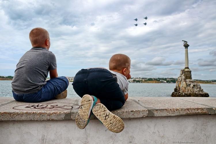 """""""Вырастем, будем летчиками"""""""