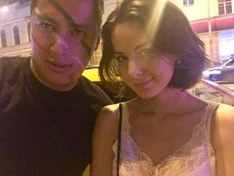 Мигель и Кристина делились счастьем в соцсетях. Фото: Кристина Шестакова