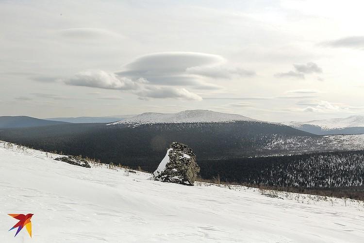 Так выглядит перевал сегодня. Фото сделано во время экспедиции «Комсомольской правды» и программы «Андрей Малахов. Прямой эфир».