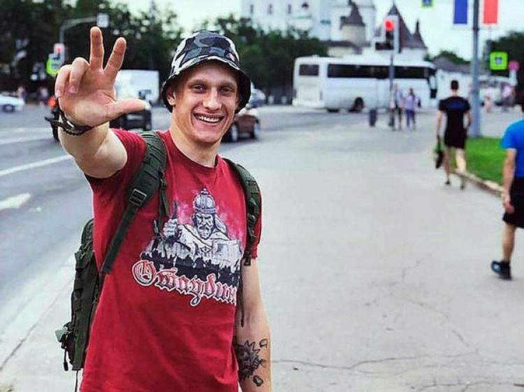 Никита Белянкин получил смертельное ранение ножом в уличной драке.