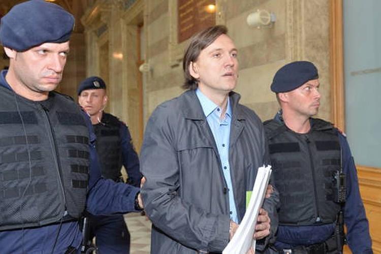 Анатолия Радченко арестовали в Вене. Там он пытался убедить европейский суд в своей невиновности, выдавая себя за политзаключенного. Фото: KURIER/Rainer Eckharter