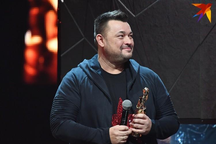 """Лидер группы """"Руки вверх"""" Сергей Жуков"""