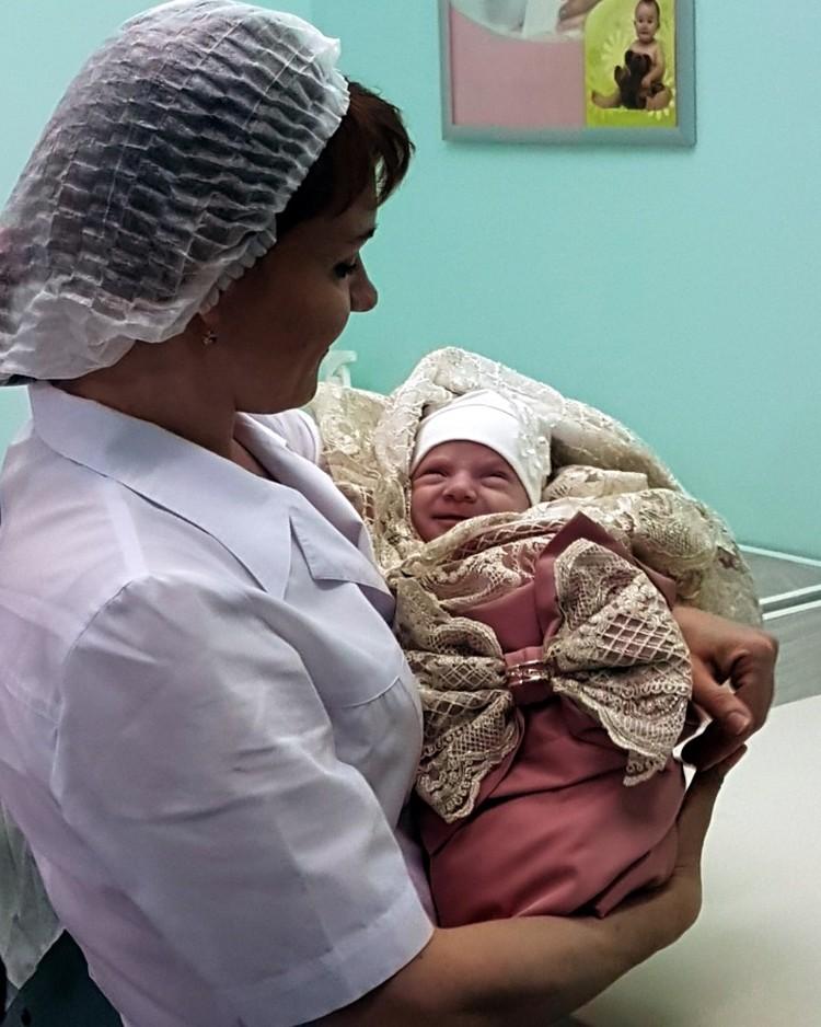 Это первая тройня, которая родилась в НИИАП после долгого перерыва.