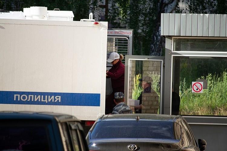 Луизу держат в одиночной камере в СИЗО