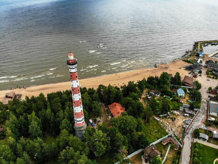 Сегодня Осиновецкий маяк — место притяжения туристов.