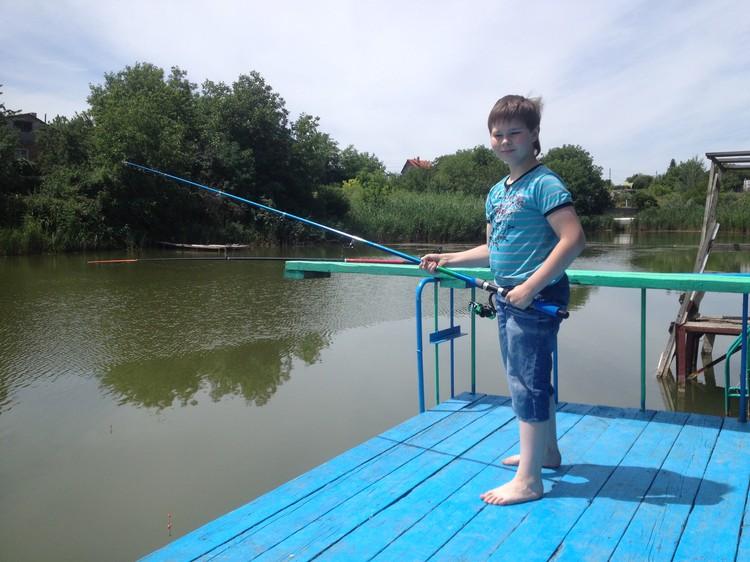 Донская рыбалка до сих пор способна удивить доброго рыбака. Фото Сергей АРЧАКОВ