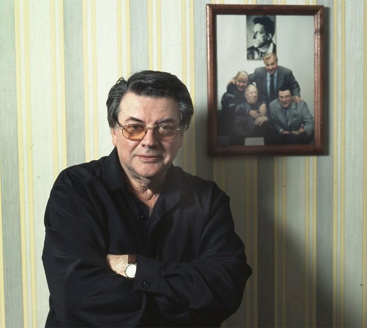 Михаил Ширвиндт в 2000 году.