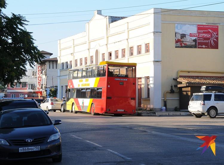 Если на улицах города появляется двухэтажный туристический автобус, значит этот город действительно интересен для туристов.