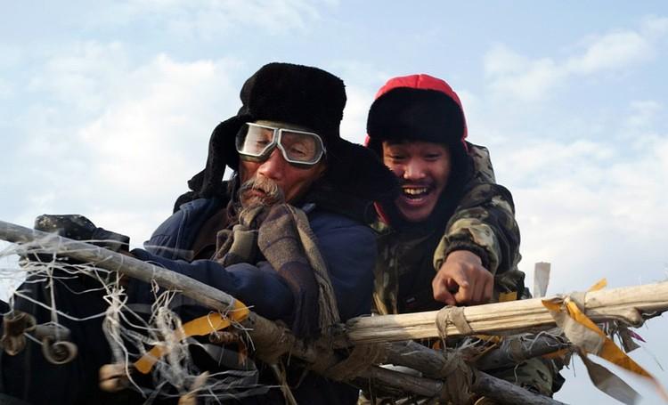 История Алтана и Байбала покорила зрителей Московского международного кинофестиваля.