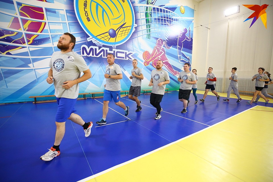 #DinamoChallenge on Volleyball Фото: Святослав ЗОРКИЙ