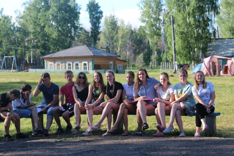К кончу первого дня дети все познакомились и подружились Фото: Кристина РУКОСУЕВА
