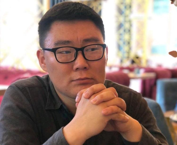 Кандидат политических наук Никита Аргылов.