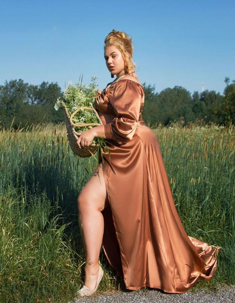 Согласитесь, Каталина на фото выглядит прекрасно. Фото: личный архив героини публикации.