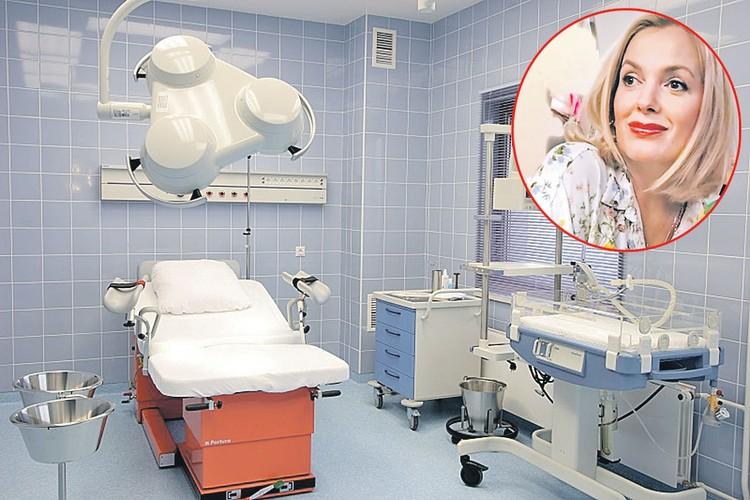Мария Порошина четверых детей из пяти родила в одном центре. Фото: mamadeti.ru, instagram.com/poroshinamariyamikhaylovna