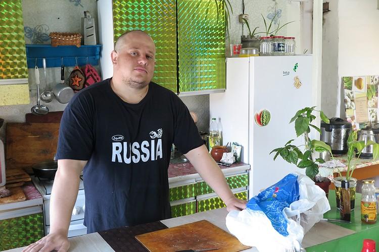 Метеоолог Игорь Дурнев