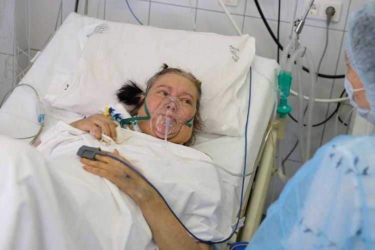Надежда пережила пересадку печени - одну из самых сложных операций в трансплантологии.
