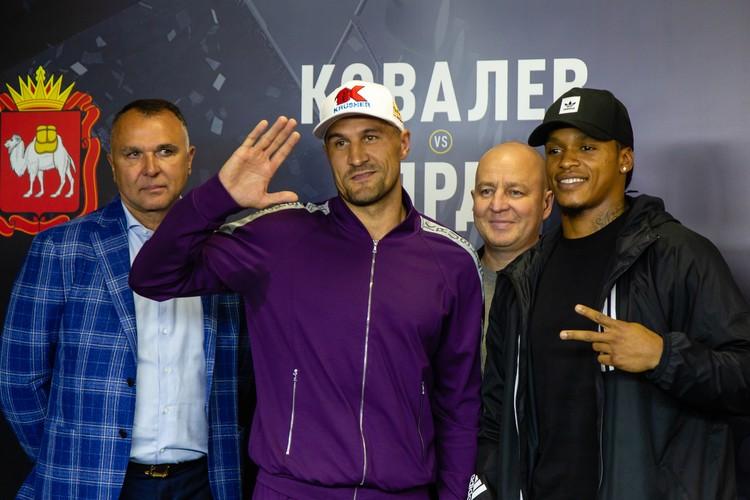 Бой Ковалев – Ярд пройдет в Челябинске 24 августа.