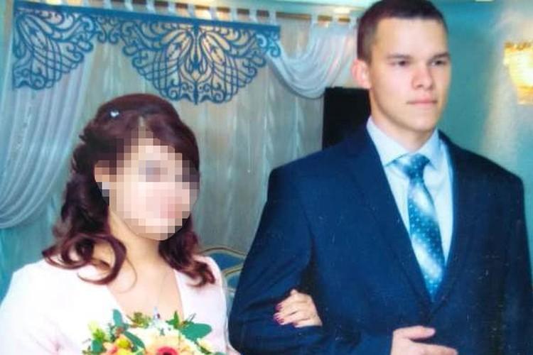 Свадьба Михаила Поспелова. Фото предоставлено Юлией Ивановой