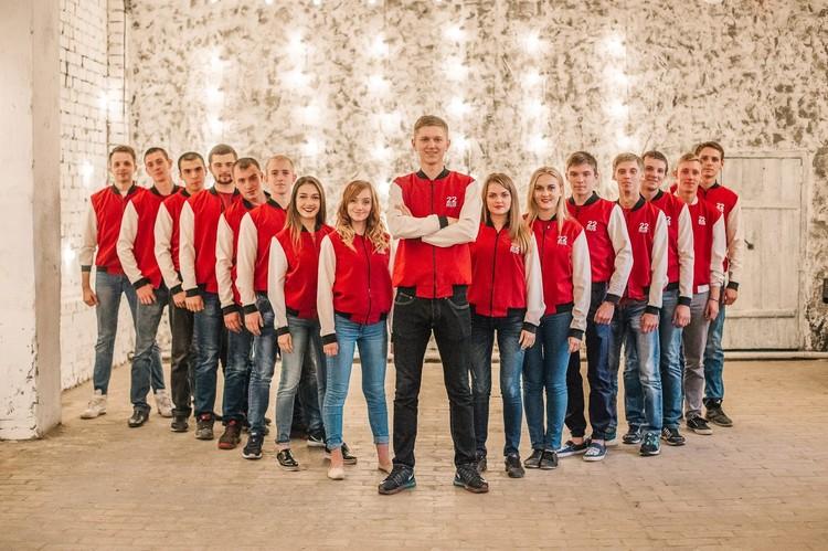 Фото: «Алтайский краевой штаб студенческих отрядов»