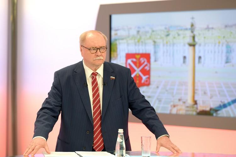 По сути, «партия не собиралась серьезно заниматься созданием кандидата Бортко».