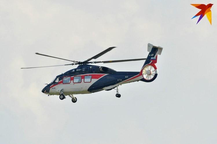 Многоцелевой вертолет КА-62 может эксплуатироваться при разбросе температур от –50 до +45