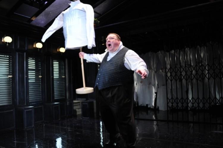 Актер говорит, что в новой весовой категории ему стало гораздо легче жить