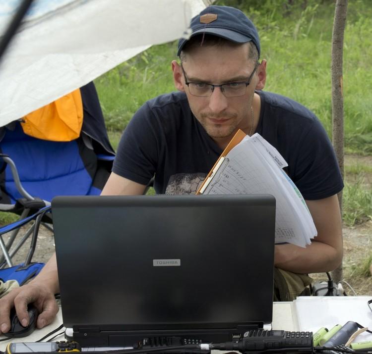 Штаб анализирует ситуацию. Фото: Поисковый отряд «Лиза Алерт»на Южном Урале