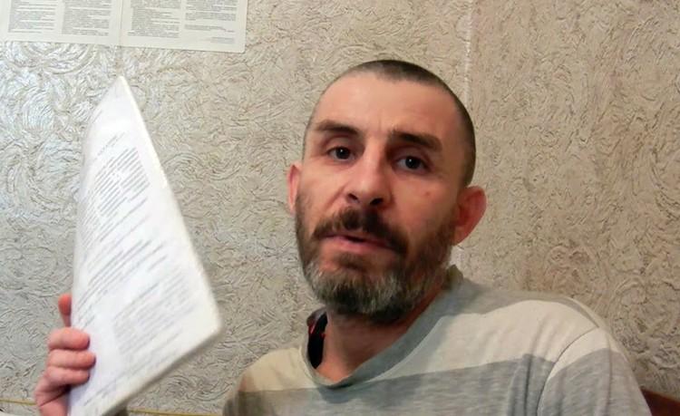 А еще, по непонятным причинам, в последний момент из обмена был выведен бывший танкист ополчения ДНР Руслан Гаджиев
