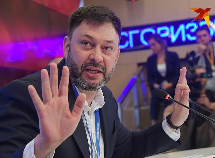 Вышинский рассказал о том, что ему пришлось пережить в Киеве