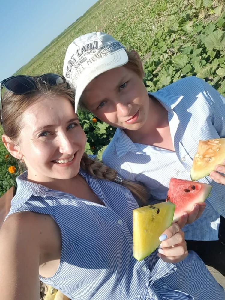 Белые и зеленые арбузы могут появится в продаже года через два. Фото: Анастасия Соколова