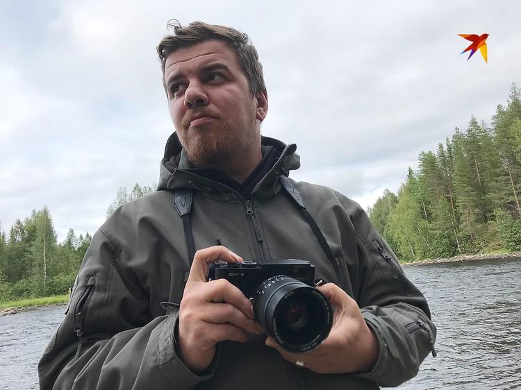 Фотокор «Комсомолки» протестировал первую отечественную цифровую камеру