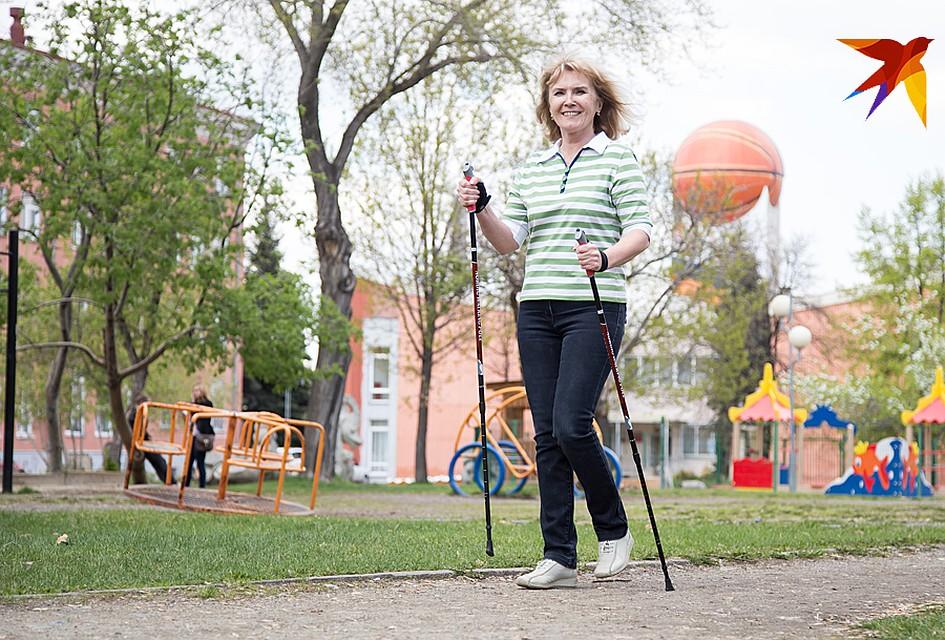 Ходите пешком. Час ходьбы - это 90% физической активности, которая вам нужна Фото: Валерий ЗВОНАРЕВ
