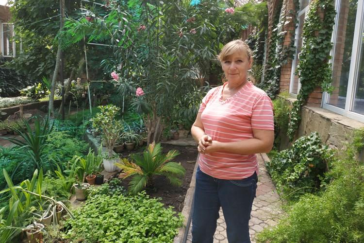 Ольга Викторовна, у которой прорастают даже жареные семечки