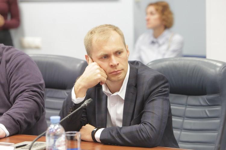 Дмитрий Целоусов, Исполнительный директор Ассоциации аптечных учреждений «Союзфарма»