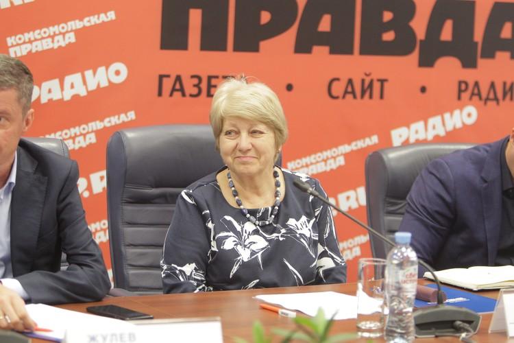 Надежда Дараган, Председатель координационного совета Национальной Ассоциации АПФ