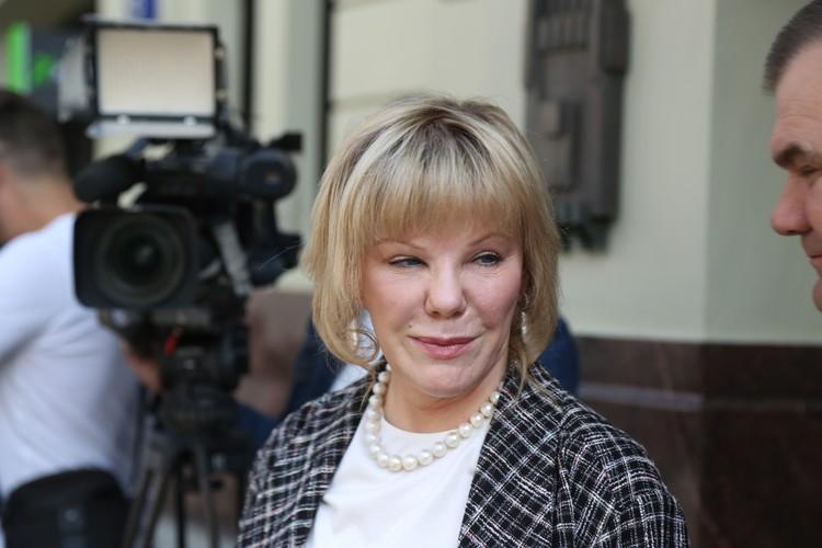 Александра Захарова. Фото: Кристина БЕЗБОРОДОВА