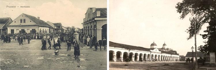 На рынке с «Белыми лавками» в начале ХХ века спросом пользовалась местная керамика. Фото: Архив музея