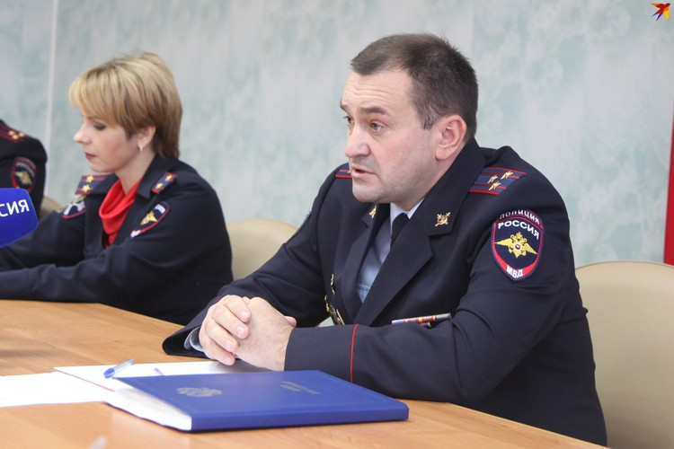 Евгений Соломахин на пресс-конференции 3 октября.