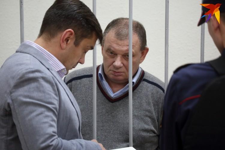 Валерий Шевчук не признает свою вину.