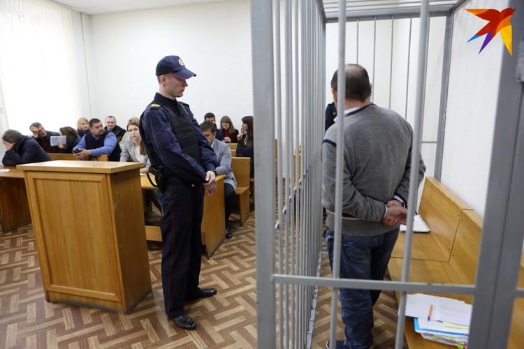 Валерий Шевчук обращает внимание на неточности в обвинении.