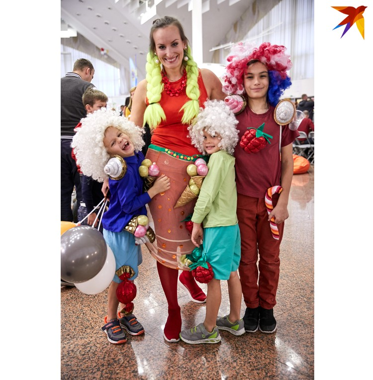 В Минске прошел фестиваль близнецов.