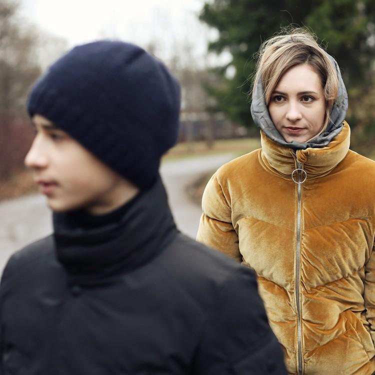 Ксения и Даниил Бутусовы признались, что сниматься в клипе на песню, которую поет их отец, было очень волнительно и ответственно. ФОТО: Андрей ФЕДЕЧКО